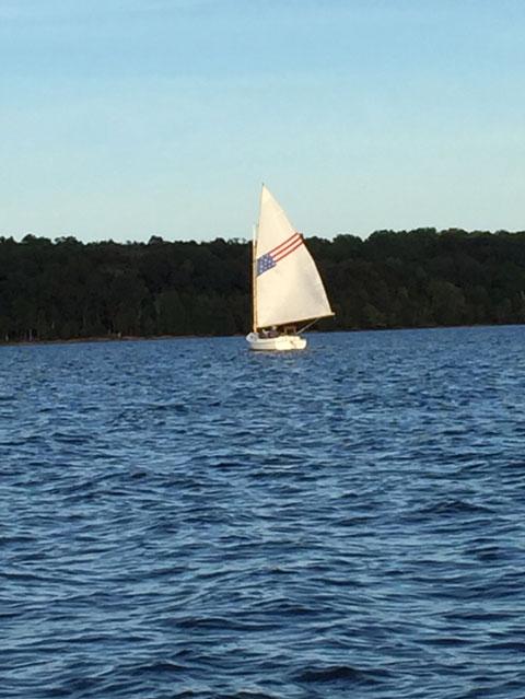 Herreshoff 18, 1994 sailboat
