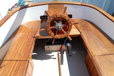 Herreshoff EAGLE 23', 1973 sailboat