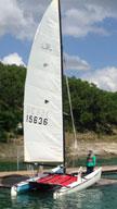 1994 Hobie 18 sailboat