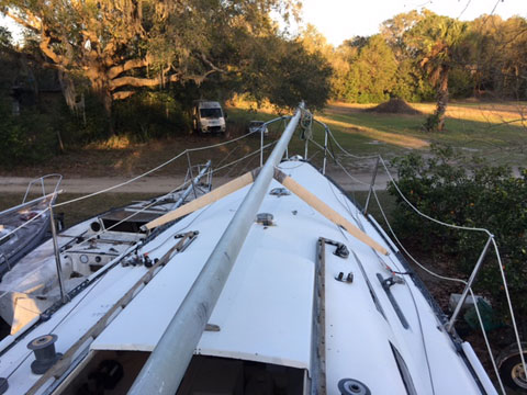 Hobie 33, 1985, Palatka, Florida sailboat