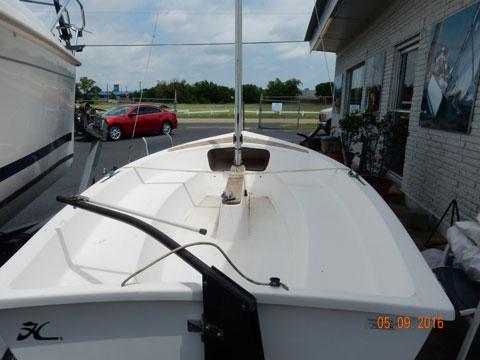 Holder 14, 1986?, sailboat