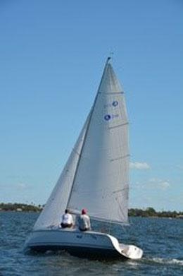 Hunter 216, 2006 sailboat