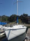 1990 Hunter 23.5 sailboat