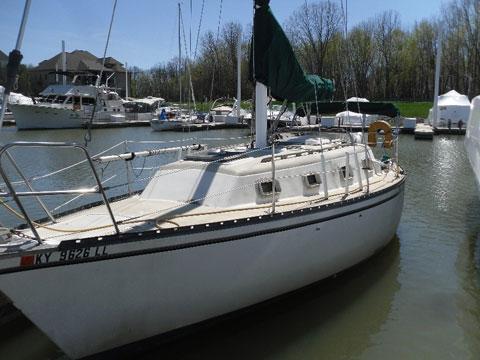 Hunter 30, 1979 sailboat