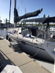 1989 Hunter Vision 32 sailboat