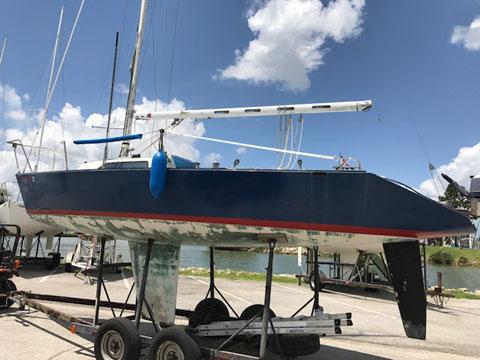 Impulse 26, 1987 sailboat