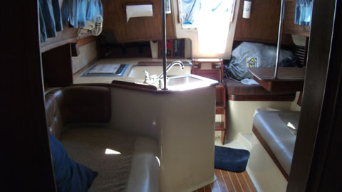 Irwin Citation 30, 1978 sailboat