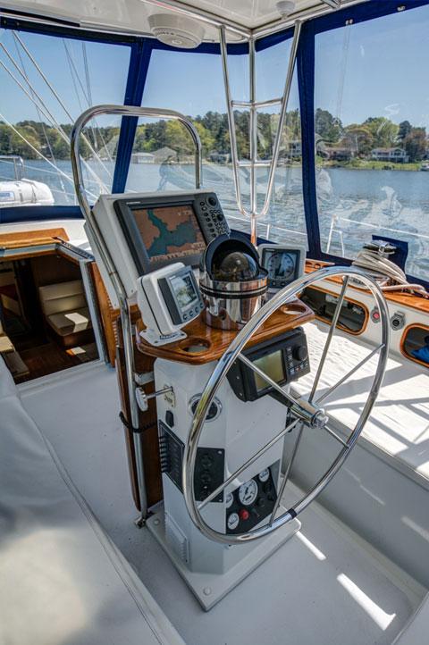 Irwin 52 CC Ketch, 1985 sailboat