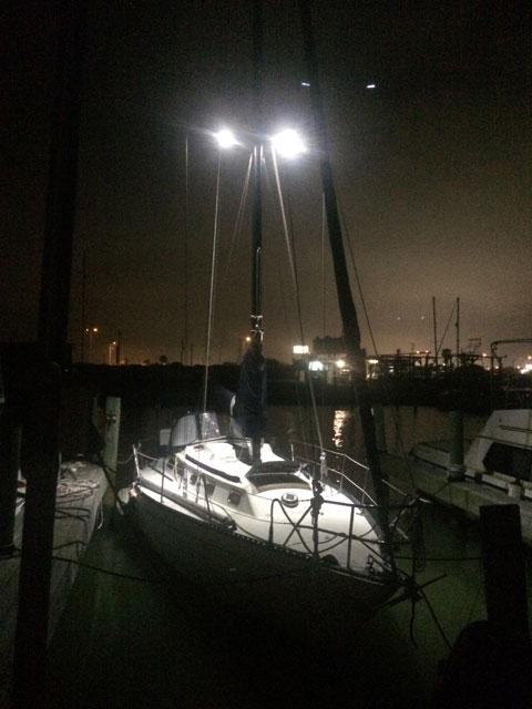 Islander 36, 1977 sailboat