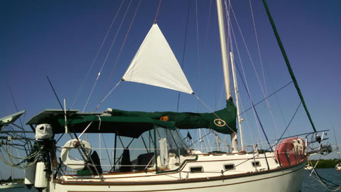 Island Packet 31, 1984 sailboat