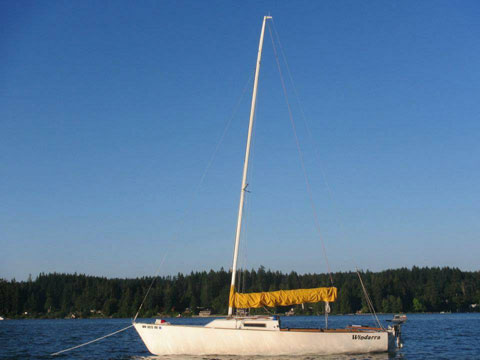 J22, 1983 sailboat