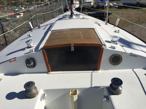 J24, 1981 sailboat