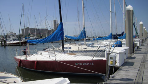 J24 For Sale >> J24 1979 Corpus Christi Texas Sailboat For Sale From Sailing