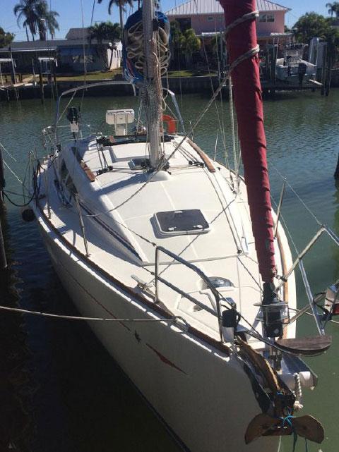 Jeanneau Sun Odyssey 36i, 2008 sailboat