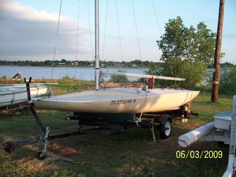 Johnson C-Scow, 1984 sailboat