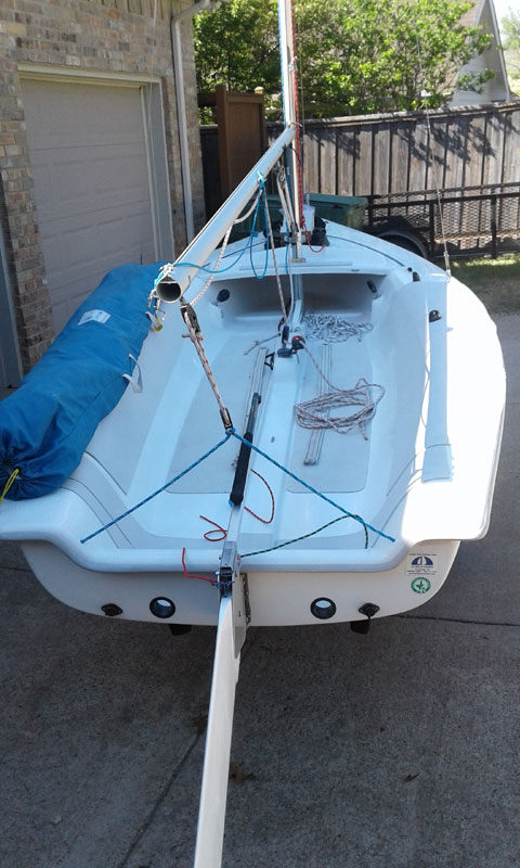 JY15, 2002 sailboat