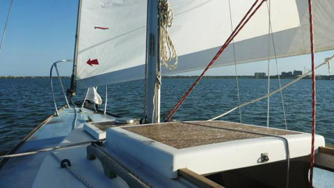 Kittiwake 23, 1977 sailboat