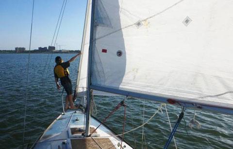 Kittiwake 23, 1977 sailboat