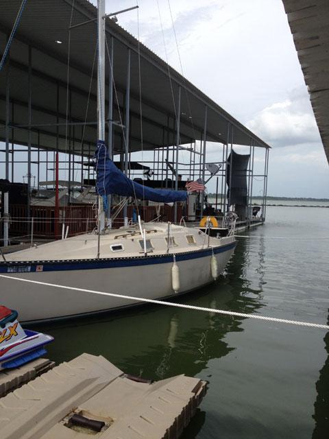 Lancer MkV, 28', 1981 sailboat