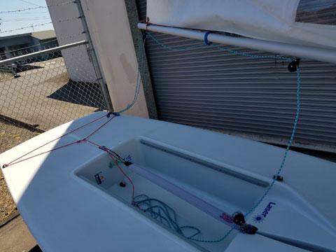Laser, 2014 sailboat