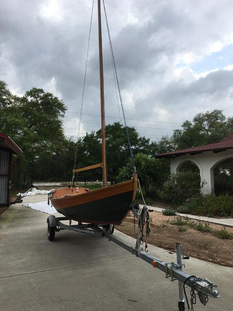 Lowells Sail boat 16 ft, 2010 sailboat
