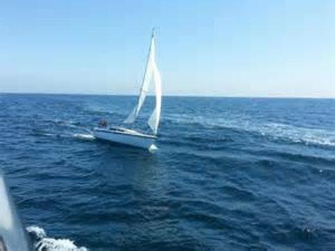 Macgregor 26D, 1989 sailboat
