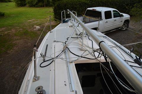 Macgregor 26D, 1987 sailboat