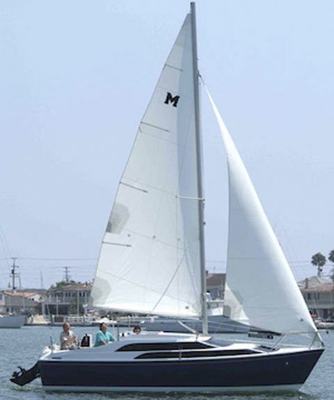 Macgregor 26M, 2005, Mesa, Arizona sailboat