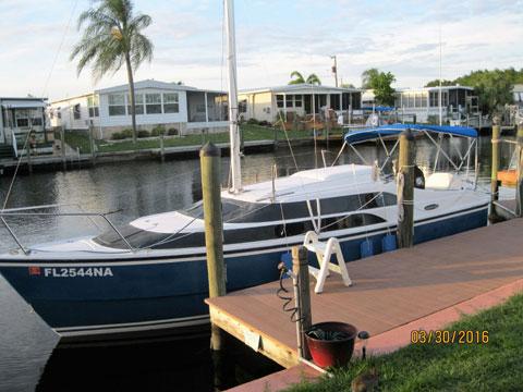 MacGregor 26 powersailor, 2006 sailboat