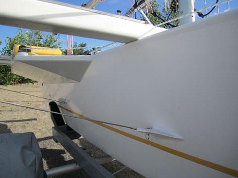 Malabar 17 ft. sport Trimaran, early 90s sailboat
