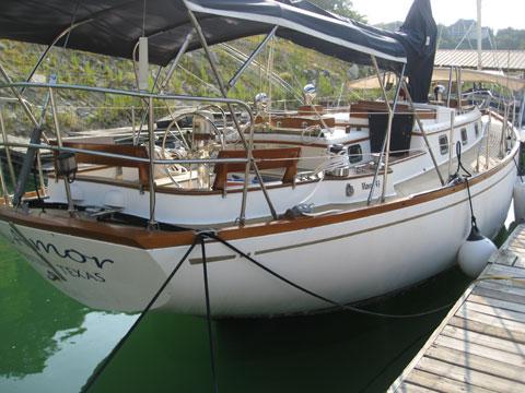 Mason 43, 1985 sailboat