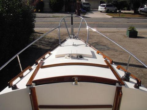 Montgomery 17, 2006 sailboat