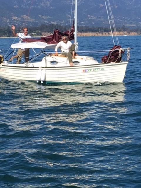 Montgomery 17, 2017 sailboat