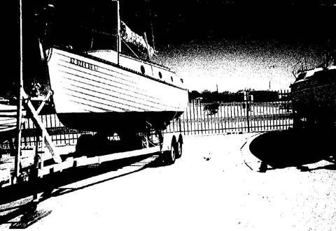 Montgomery 23, 1984 sailboat