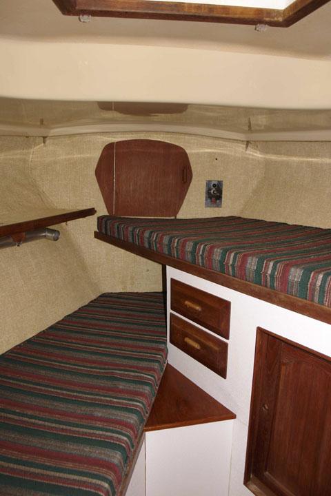 Morgan OI 415 Ketch, 1978, Kemah, Texas sailboat
