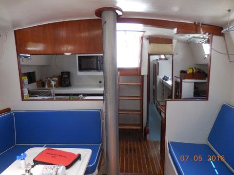 Morgan 461, 1980 sailboat