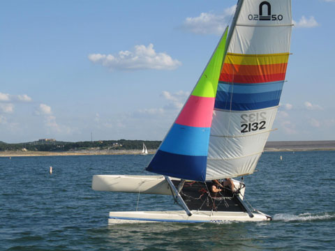 Nacra 5.0, 1987 sailboat