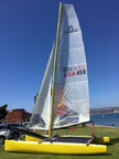 2001 Inter 20 (Nacra) sailboat