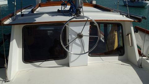 Nauticat 33, 1978 sailboat