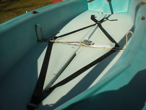 Newport Kite, 1965 sailboat