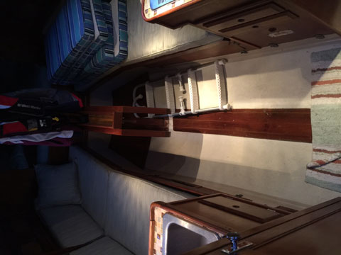 Newport 28 Mark II, Capital Yachts, 1988 sailboat
