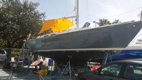 Hinterholler Niagara 35, 1979 sailboat