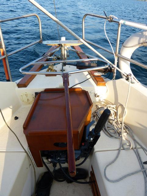 Nimble Arctic 25, 1992 sailboat