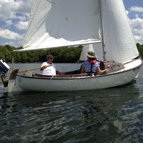 Nordica 16, 1980 sailboat
