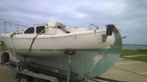 Nordica 20, 1976 sailboat