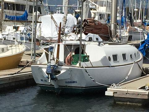 Bounty Yachts North Atlantic, 1980 sailboat