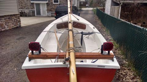 O'Day Widgeon 12', 1973 sailboat
