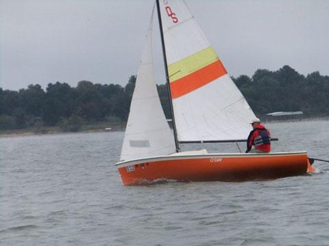 Oday Daysailer II, 17 ft., 1979 sailboat