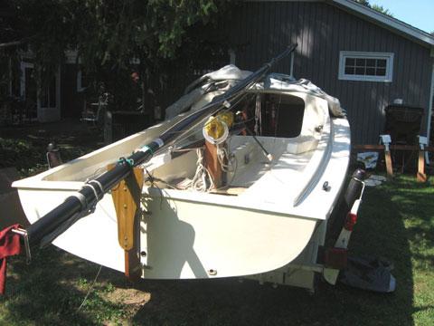 O'Day DaySailer II, 1982 sailboat