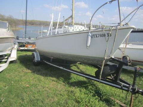 O'Day 19, 1970 sailboat
